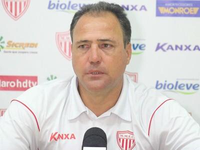 Márcio Goiano Mogi Mirim Sapo (Foto: Geraldo Bertanha / Mogi Mirim EC)