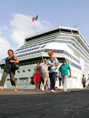 Porto do Mucuripe, em Fortaleza (Foto: Kid Junior / Agência Diário)