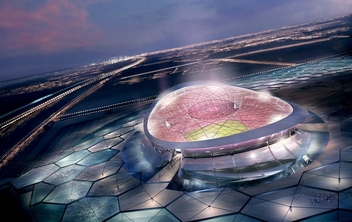 Copa 2022 Qatar estádio final abertura (Foto: Getty Images)
