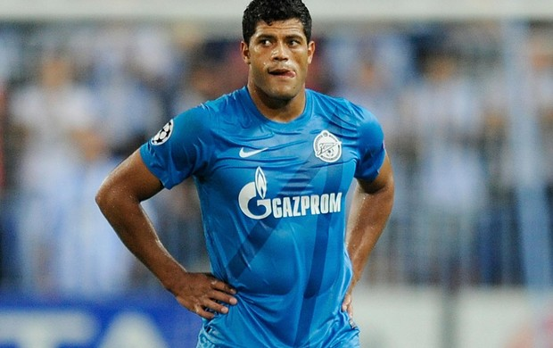 hulk zenit  (Foto: Ag&#234;ncia Getty Images)