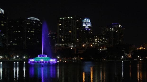Downtown Orlando (Foto: Divulgao)