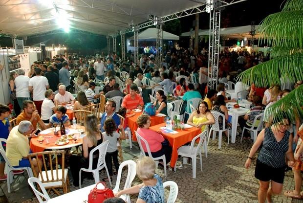 Circuito Gastronômico foi um dos projetos apoiados pelo programa Djalma Maranhão em 2015  (Foto: Marco Polo)