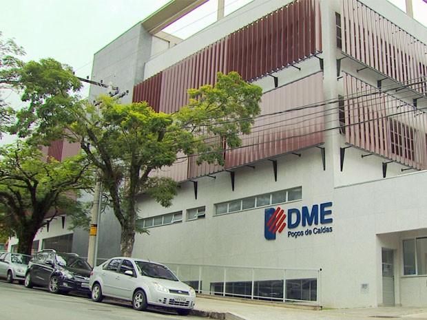 Poços de Caldas quer aumentar de 50% para 85% repasse do DME para prefeitura (Foto: Reprodução EPTV)
