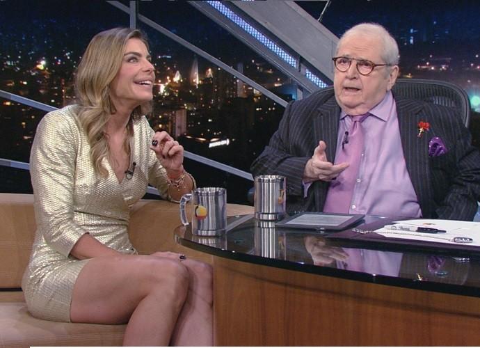 Daniella Cicarelli participará do novo quadro do 'Caldeirão do Huck' (Foto: TV Globo)