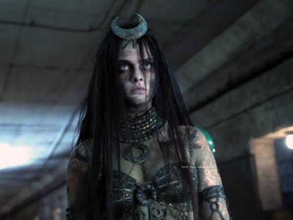 Cara Delevingne em 'Esquadrão Suicida' (2016) (Foto: Divulgação)