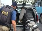 Após perseguição, dupla suspeita de assaltos é detida em João Pessoa
