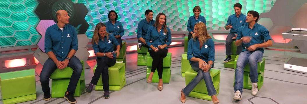 Jogos Olímpicos Rio 2016: Conheça o Time de Ouro da TV Globo (Daniel Cardoso)