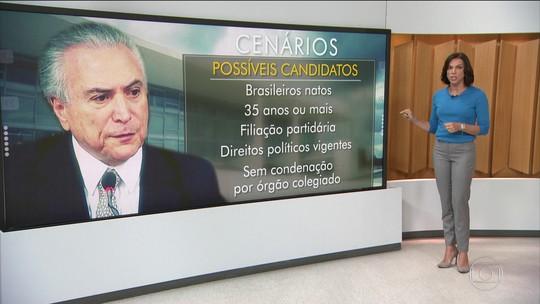 Eventual saída de Temer levaria a eleição indireta pelo Congresso, diz Constituição