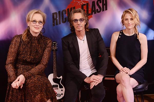 Meryl Streep, Rick Springfield, Mamie Gummer (Foto: Getty Images)