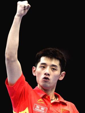 Zhang Jike, China, Tênis de Mesa (Foto: Getty Images)