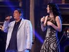 Zeca Pagodinho canta com Marisa Monte em gravação de DVD