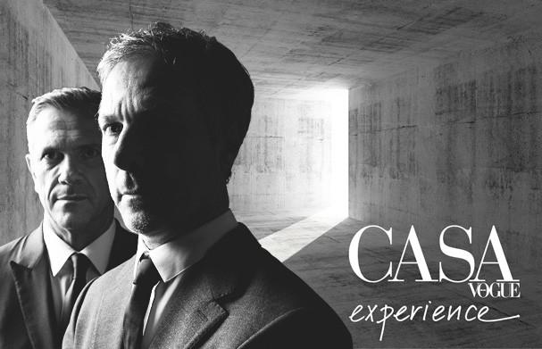 Irmão Campana no Casa Vogue Experience (Foto: Mauricio Nahas/ Arquivo GQ )
