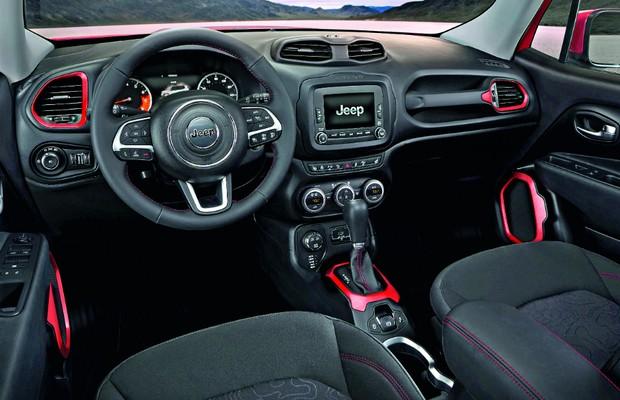 Jeep Renegade Foto >> Aceleramos o Jeep Renegade, que chega em 2015 para enfrentar EcoSport - AUTO ESPORTE | Análises