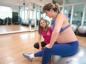 Workshop orientará gestante para uma gravidez tranquila e saudável (Foto: Sesc/Divulgação)
