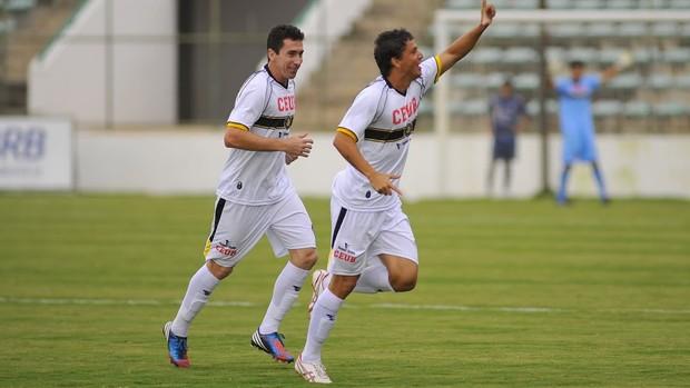 Ceilândia 1 x 1 Sobradinho Campeonato Brasiliense 2013 (Foto: Brito Junior / Divulgação)