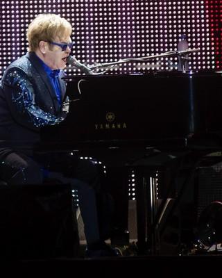 Elton John (Foto: Franco Rodrigues, divulgação)