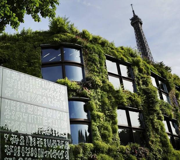 Museu Du Quai Branly – Paris, França (Foto: Reprodução / Facebook)