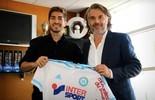 """Lucas Silva vai para jogo do Olympique: """"Não há problema"""" (Divulgação / Olympique de Marselha)"""