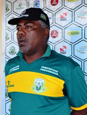 O técnico Cacaio admitiu que sua equipe não jogo bem (Foto: Alberto Rolla/GLOBOESPORTE.COM)