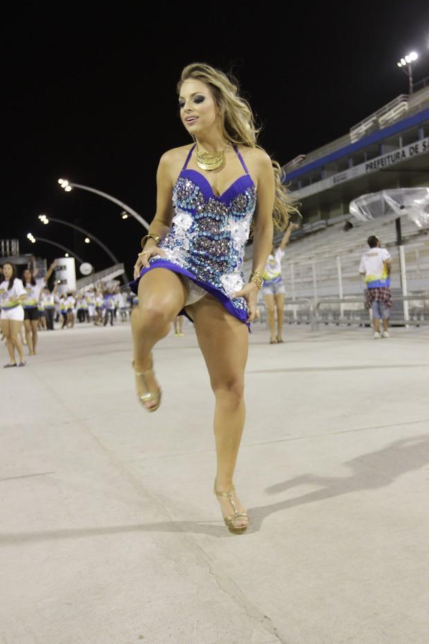 Jessica Lopes, a peladona de Congonhas (Foto: Leo Franco / Agnews)