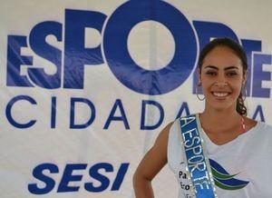 Musa Esporte e Cidadania 2012 (Foto: TV Sergipe / Divulgação)