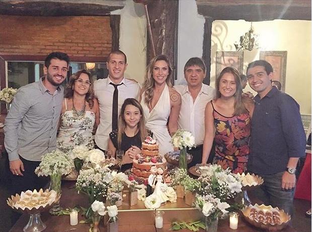 Lizi e Galego  (Foto: Instagram / reprodução)