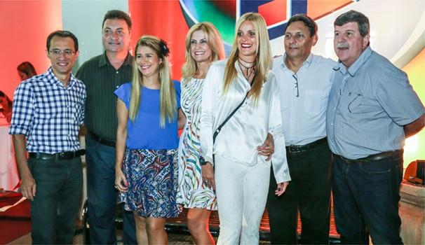 Festa de lançamento da programação Vem_aí da Rede Globo em Ribeirão Preto, SP (Foto: Thiago Losz)
