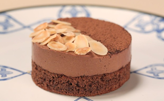 Que Seja Doce -  EP16 Torta mousse de chocolate negro e mel