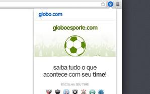 extensão globo.com