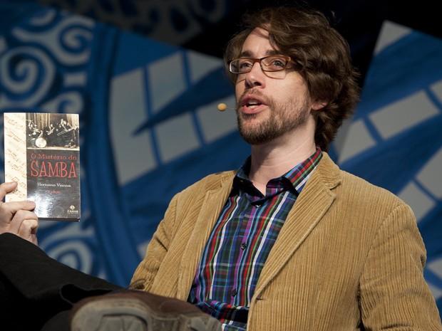 2010 - O norte-americano Benjamin Moser é autor de 'Clarice'. (Foto: Divulgação)