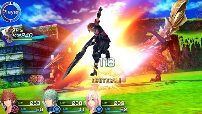 Chaos Rings 3 é a recomendação para os amantes de J-RPGs (Foto: Divulgação)