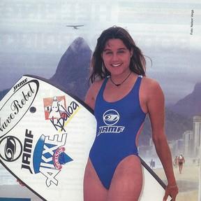 Daniela Freitas (Foto: Nelson Veiga / Reprodução)