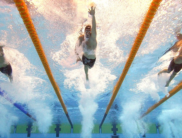 James Magnussen natação Austrália (Foto: Getty Images)