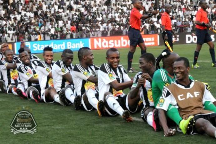 BLOG: Com Kidiaba e tudo, TP Mazembe vence, volta à final da Champions e mira Mundial