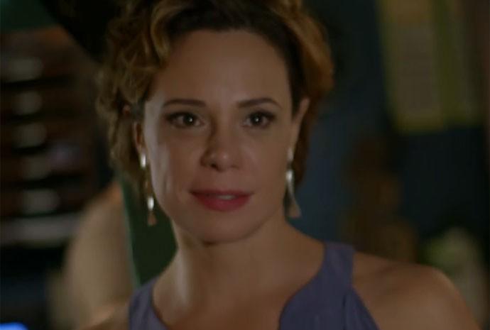 Ana é clássica (Foto: Malhação/TVGlobo)