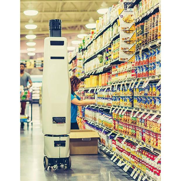 Ideias;Tecnologia;Consumo;Robô (Foto: Divulgação)