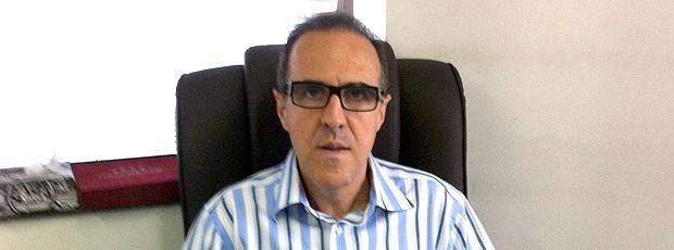 Wagner Ribeiro, empresário (Foto: Marcelo Prado / GLOBOESPORTE.COM)