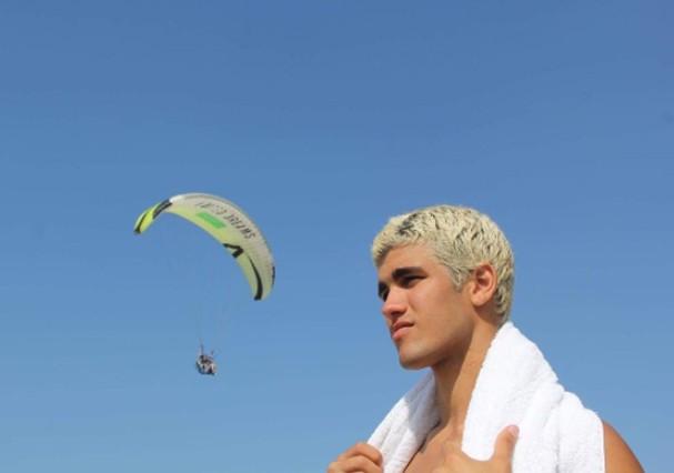 Pietro é o Justin Bieber do Vidigal (Foto: Instagram/Reprodução)