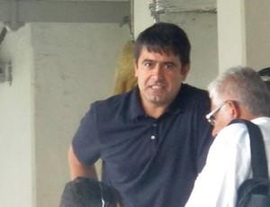 Wellerson Fluminense treino (Foto: Fabio Leme)