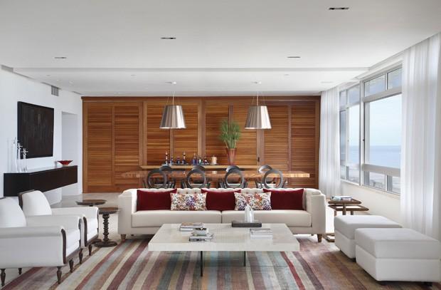 Apartamento elegante em Ipanema (Foto: Divulgação)