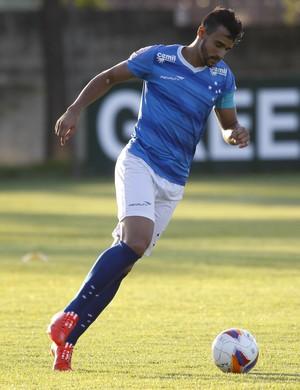 Henrique Dourado Cruzeiro (Foto: Washington Alves / Light Press)