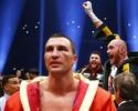 Revanche entre Wladimir Klitschko e Tyson Fury tem nova data, em outubro