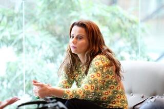 Viviane Araújo (Foto: Johnson Parraguez / FotoRioNews)