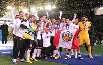 Corinthians campeão Mundial de Clubes 2012 (Foto: Getty Images)