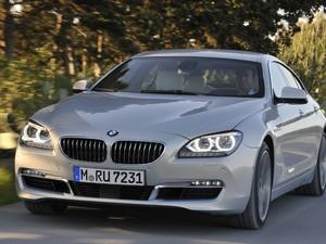 BMW Série 6 Gran Coupé (Foto: Divulgação)