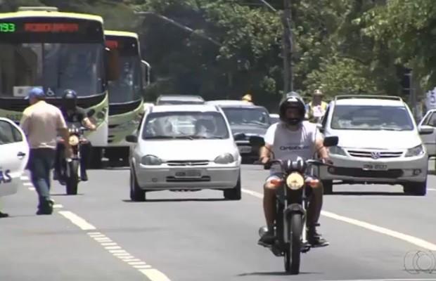Vítimas de acidente de trânsito têm direito ao DPVAT Goiânia Goiás (Foto: Reprodução/TV Anhanguera)