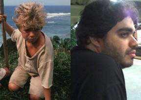José Leonardo dublou Richard quando criança (Foto: Reprodução / Instagram)