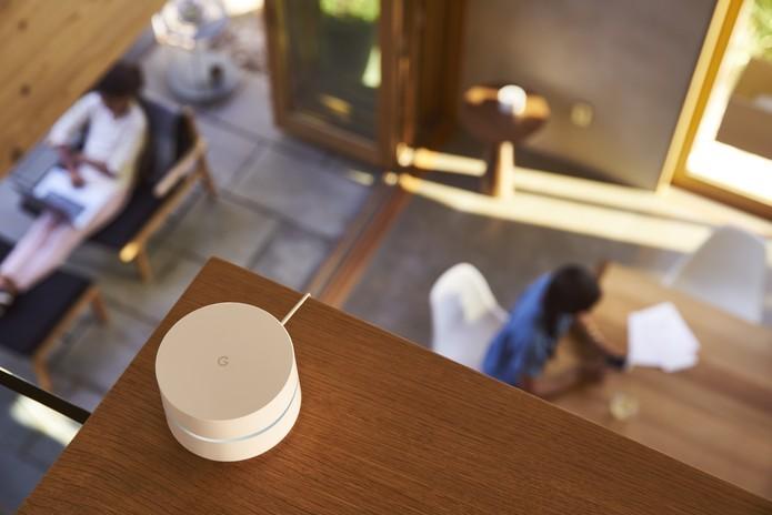Roteador ganhou ferramenta para pausar Internet quando você tem compromissos (Foto: Divulgação/Google)