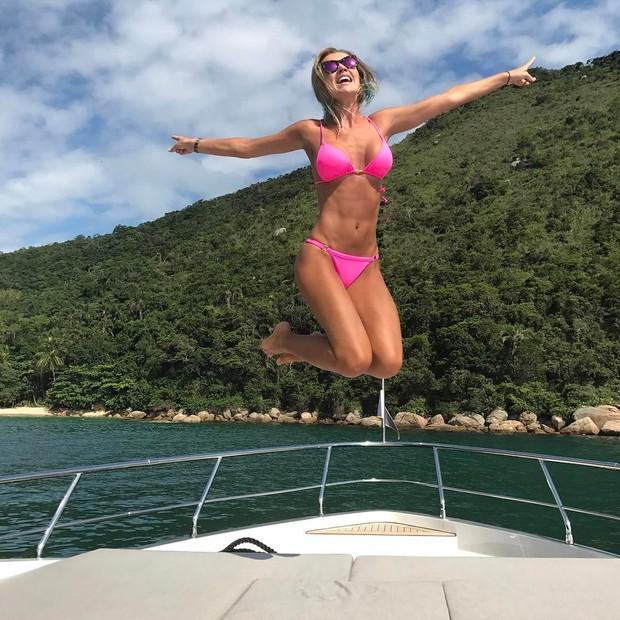 Ana Paula Siebert de biquíni (Foto: Reprodução/Instagram)