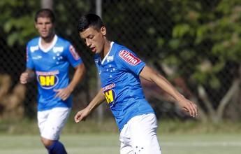 Marciel é regularizado no BID e pode estrear pelo Cruzeiro contra o Tupi